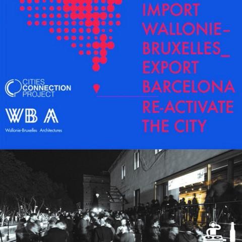 Exposició 'Re-Activate the city' Barcelona