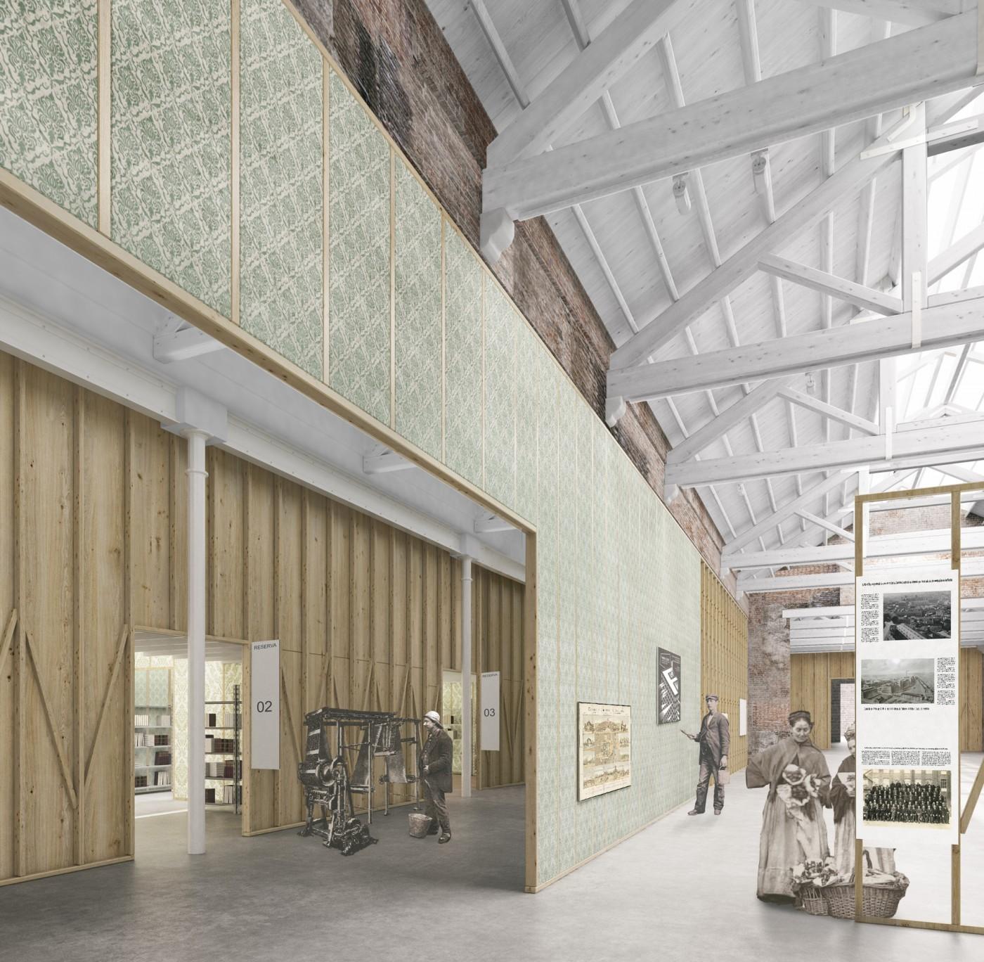 Centre interpretació del treball i la ciutat