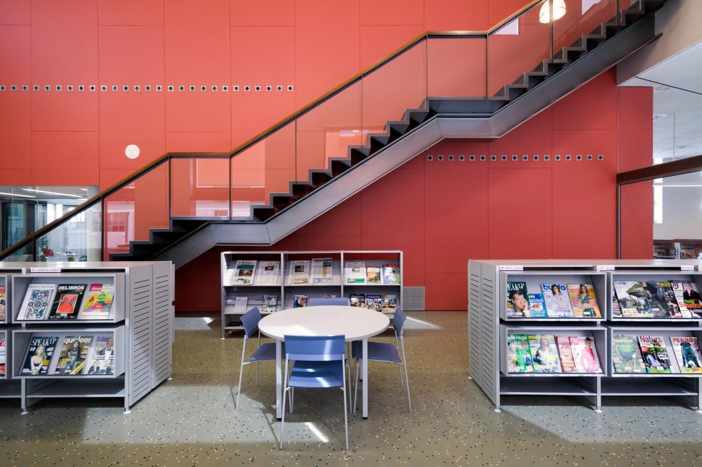 Escala biblioteca