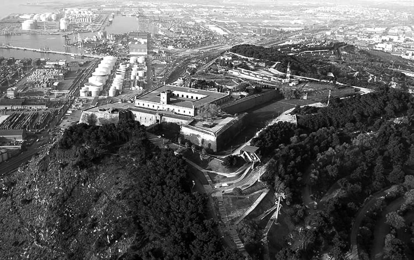 Castell de Montjuic