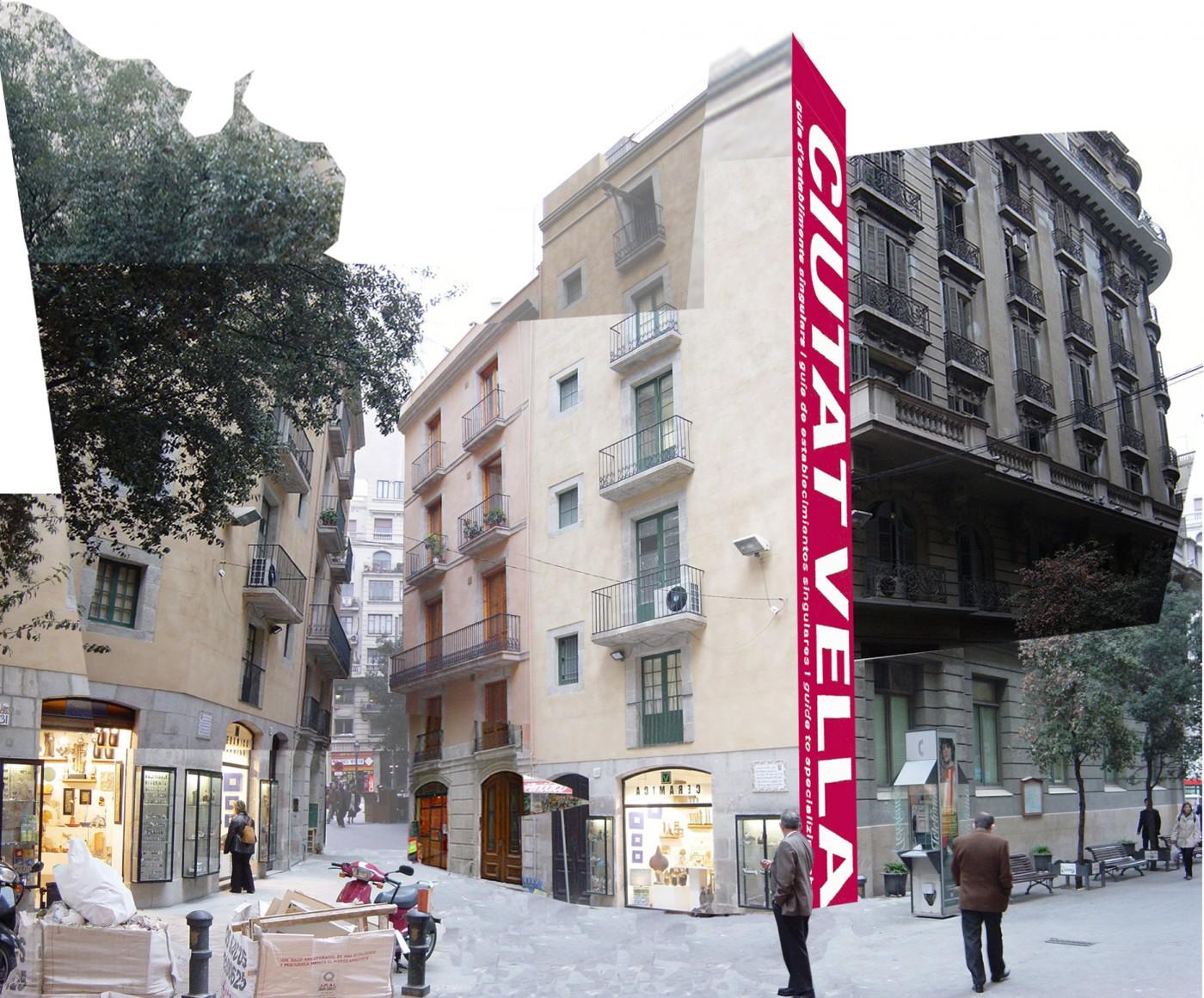 concurs carrer comptal barcelona