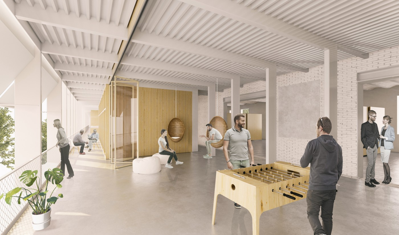 Consorci biblioteques, coworking