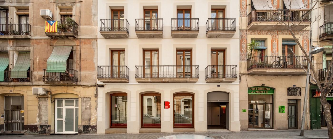 Centre de serveis socials del Poble Sec, a Barcelona