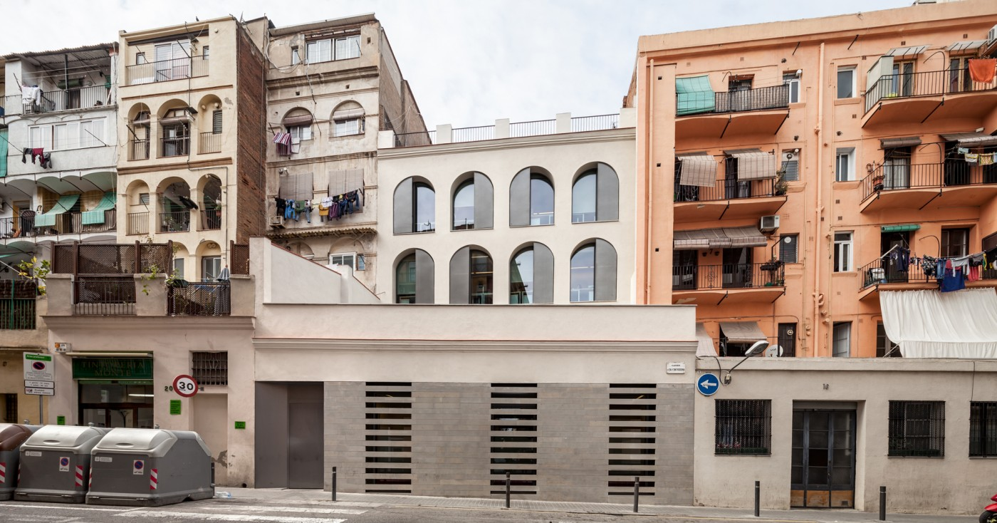 Carrer Fontcoberta, Poble Sec, Barcelona