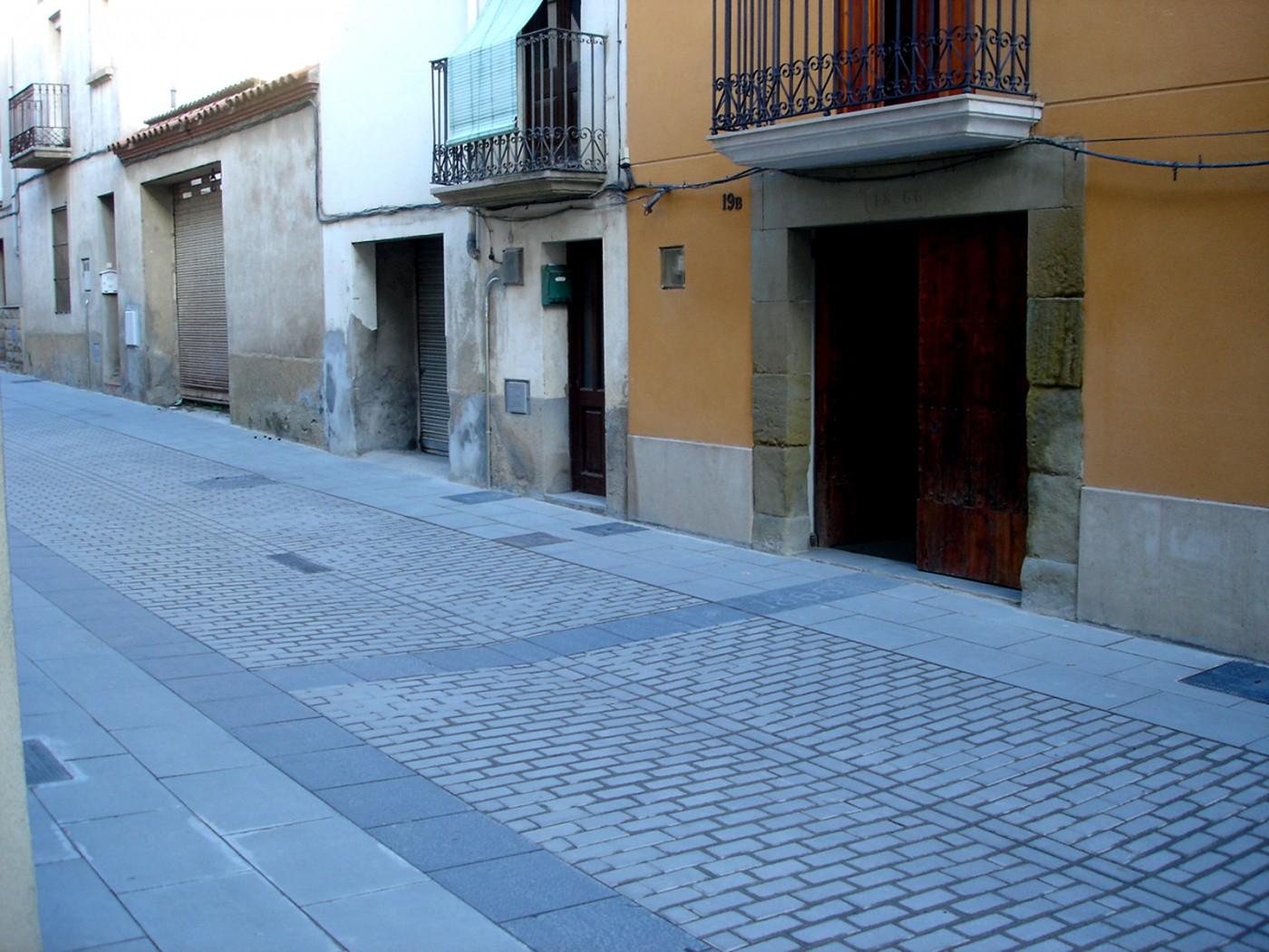 peatonalització carrers centre