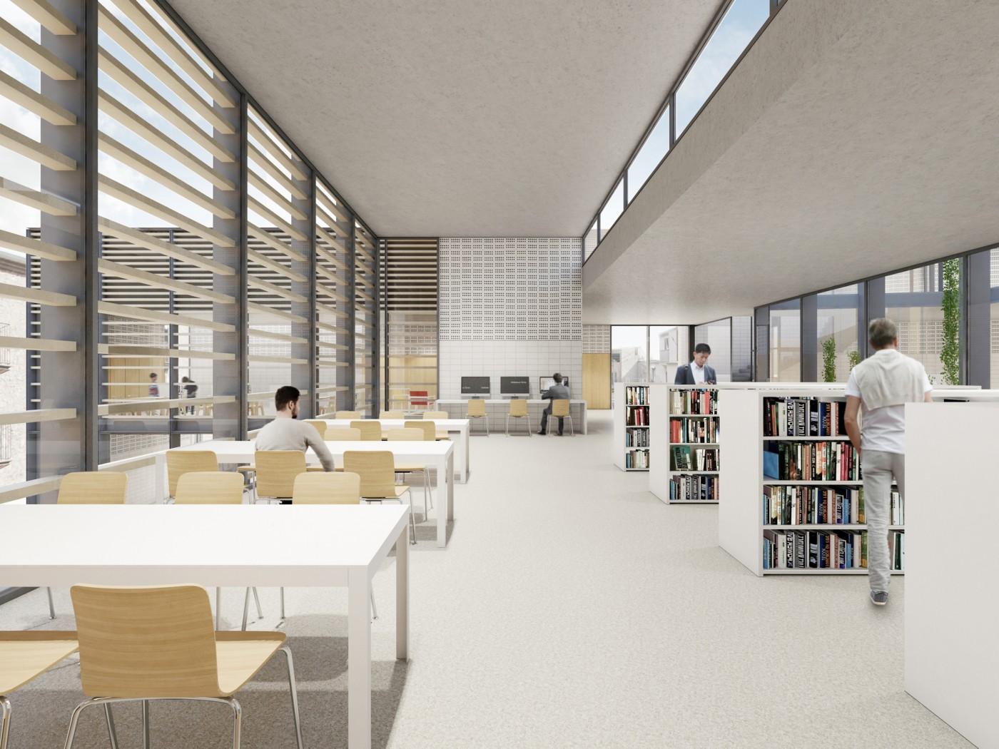 Biblioteca centre de Súria