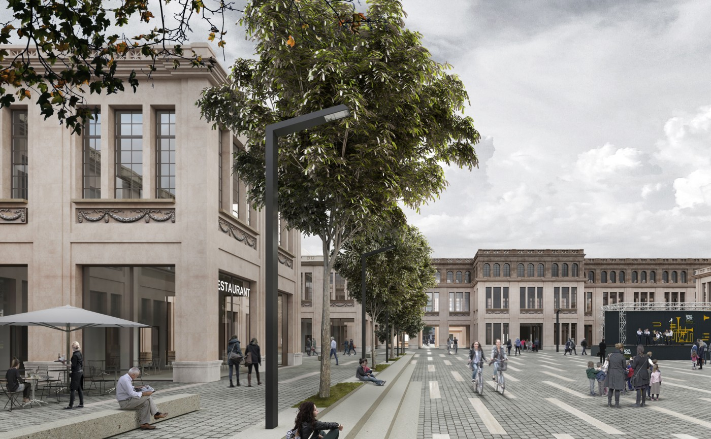 Edifici Tabacalera Tarragona