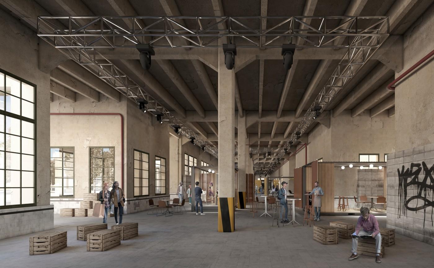 Rehabilitació edifici Tabacalera Tarragona