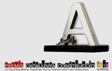 Premis Catalunya Construcció 2012