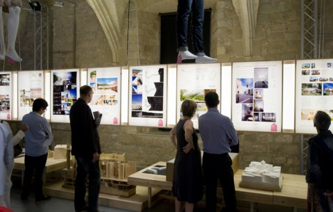 Exposició 'Premis FAD 2011' - Barcelona