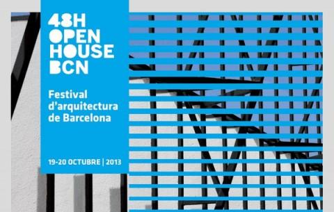 Festival '48h open house bcn – festival d'arquitectura de barcelona'