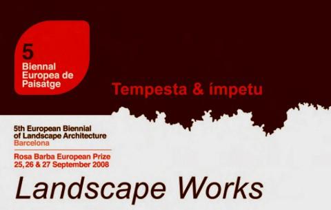 Exposició 'V Premi europeu de paisatge Rosa Barba'